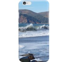 Crisp San Francisco Waves iPhone Case/Skin