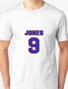 Basketball player Damon Jones jersey 9 T-Shirt
