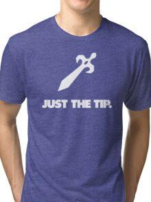 Just the Tip Tri-blend T-Shirt