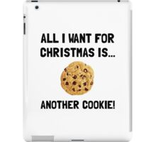 Christmas Cookie iPad Case/Skin