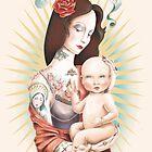 Nuestra Señora de Tinta by Ala Paredes