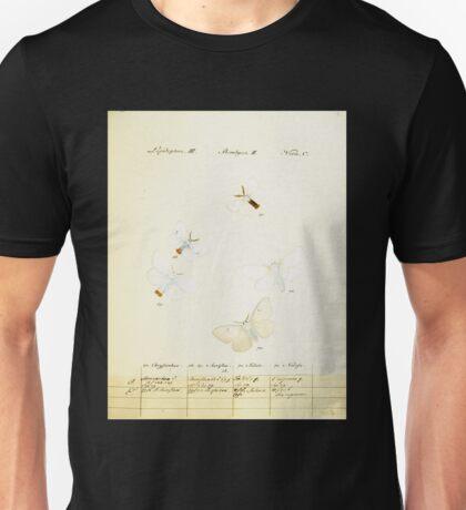 Jacob Hübner's papilio 1841 053 Unisex T-Shirt