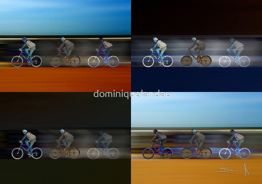 go, go ,go... by dominiquelandau