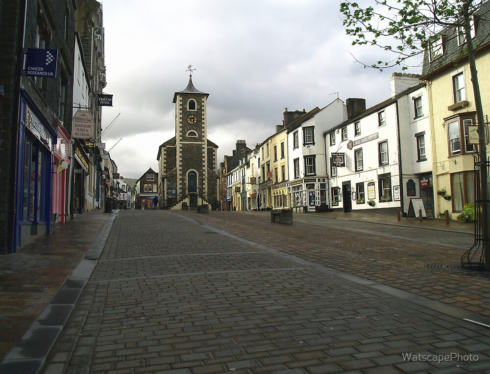 Keswick by WatscapePhoto