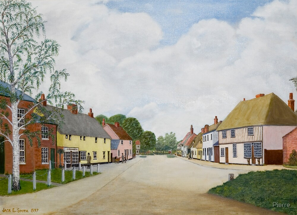Stoke by Clare  Jack Smith - by Pierre