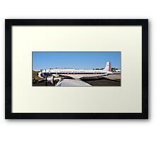 Out on a Wing Framed Print