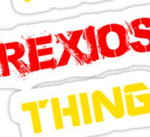 It's a PREXIOSA thing, you wouldn't understand !! Sticker