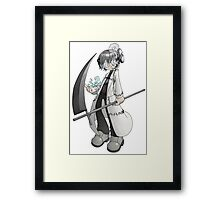 Soul Eater - Stein and Spirit Framed Print
