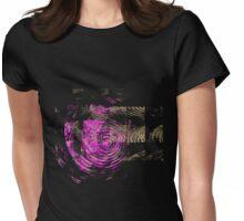 The Fingerprint Womens Fitted T-Shirt