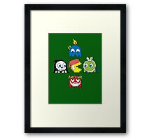 The Christmas Ghosts Framed Print