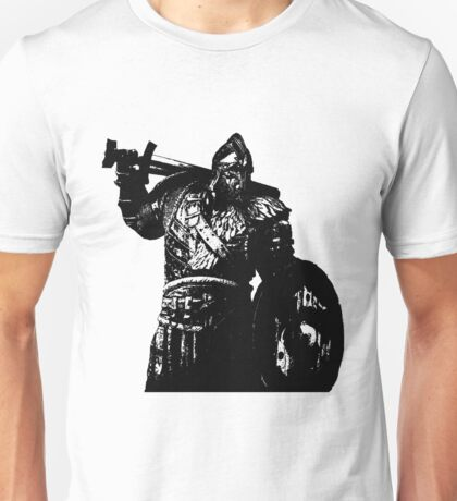 Weathered Warlord For Honor Unisex T-Shirt