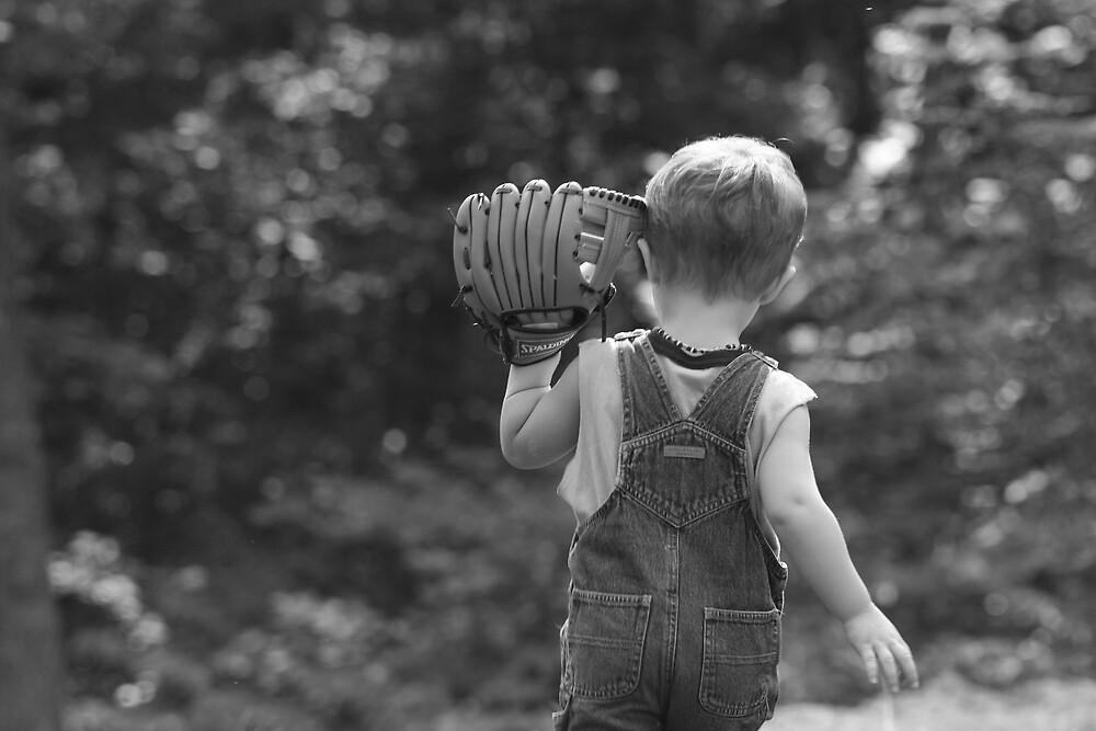 First Glove by Brandy  Bartley