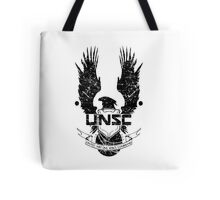 UNSC LOGO HALO 4 - GRUNT DISTRESSED LOOK Tote Bag