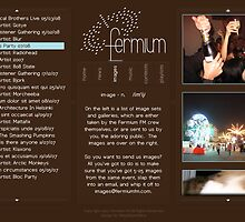 Fermium FM Layout 3 by Bryan Davidson