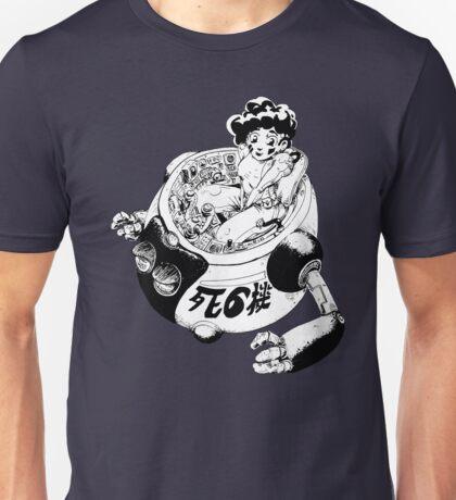 Miss Robot Unisex T-Shirt