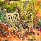 A shady spot by christine purtle
