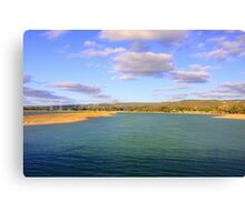 Champion Lake - Afternoon  Canvas Print