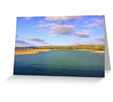 Champion Lake - Afternoon  Greeting Card