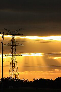 Power Of The Sun by EOS20