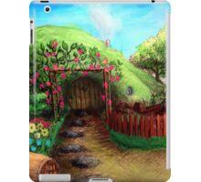 Home Sweet Shire iPad Case/Skin