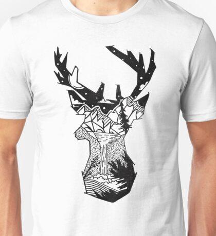 Wilderness Deer Unisex T-Shirt