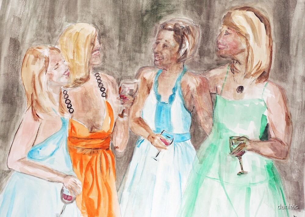 friends by daniels