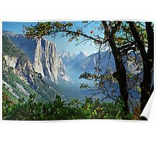 Yosemite Day Poster