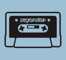 SUPERSTAR TAPE by Awesome Rave T-Shirts