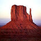 Red Monolith by Mark Ramstead