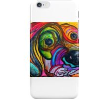 You Ain't Nothing but a Hound Dog iPhone Case/Skin