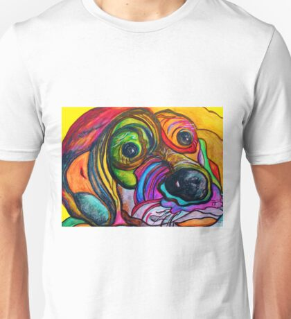 You Ain't Nothing but a Hound Dog Unisex T-Shirt