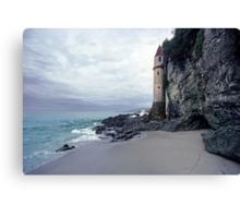 Castle Turret at Victoria Beach, Laguna Beach Canvas Print