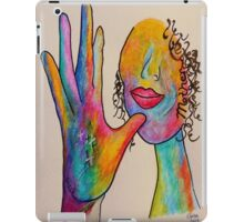 MOTHER - American Sign Language ASL iPad Case/Skin