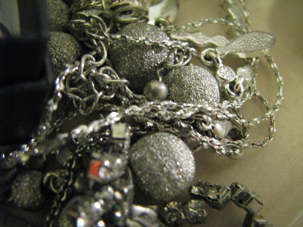 Silver by Alison Mudd
