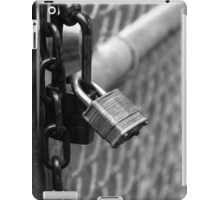 Locked Out iPad Case/Skin