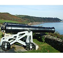 cannons Photographic Print