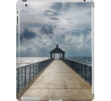 Ocean Pier iPad Case/Skin