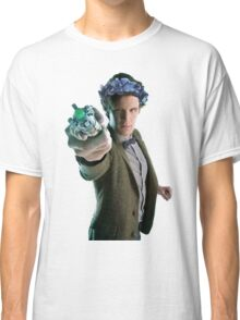 Bowties Are Cool But Flower Crowns Are Better Classic T-Shirt