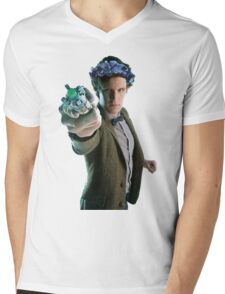 Bowties Are Cool But Flower Crowns Are Better Mens V-Neck T-Shirt