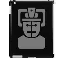 Telos Cyberman Tomb Logo iPad Case/Skin