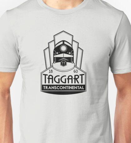 Taggart Transcontinental Unisex T-Shirt