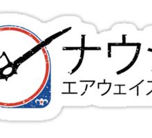 Nausicaa Airways Sticker