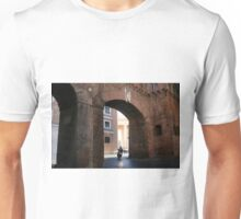 Motorcyclist - Rome, Italy Unisex T-Shirt