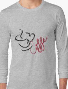 Coffee cup Long Sleeve T-Shirt