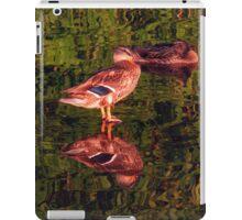 Walking on water iPad Case/Skin