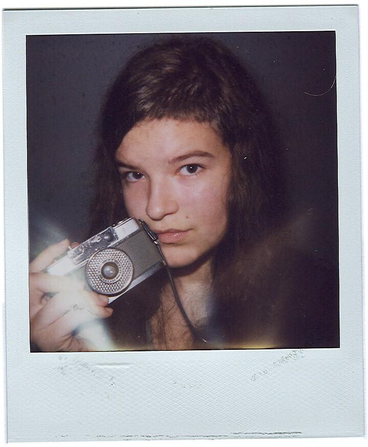 Polaroid I by Emily Denise
