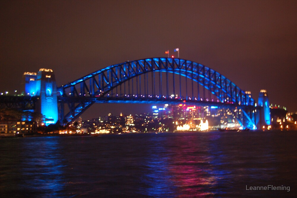 My favourite view . . . Sydney Harbour Bridge by LeanneFleming