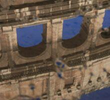 The Colosseum - Rome, Italy Sticker