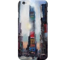 The Times They Are-a-Changing iPhone Case/Skin
