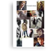 The Cumber Collective Canvas Print